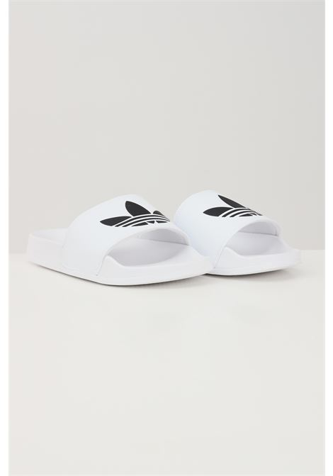 Ciabatte unisex bianco adidas ADIDAS | Ciabatte | FU8297.