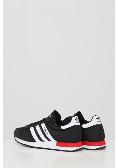 Sneakers man black adidas USA 84 ADIDAS | Sneakers | FV2050.