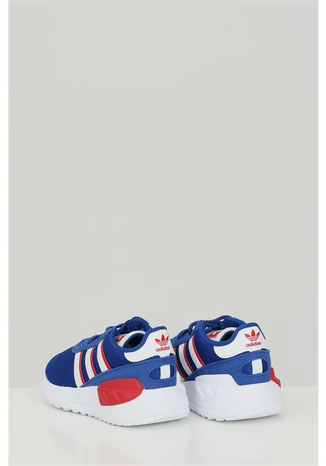 Sneakers neonato blue adidas la trainer lite ADIDAS | Sneakers | FW0588.