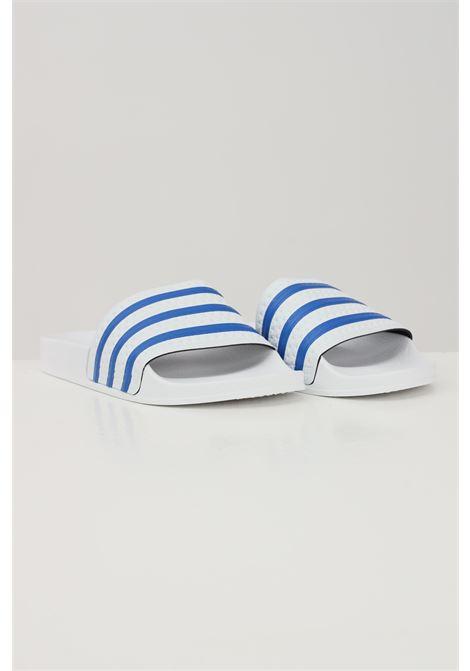 Ciabatte unisex bianco adidas ADIDAS | Ciabatte | FX5860.