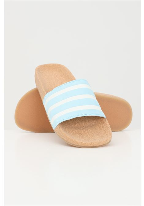 Ciabatta donna azzurro adidas ADIDAS | Ciabatte | FX5918.