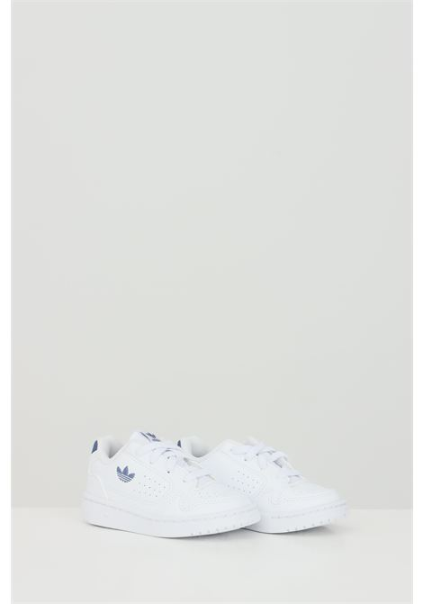 White infant sneakers adidas NY 90 ADIDAS | Sneakers | FX6478.