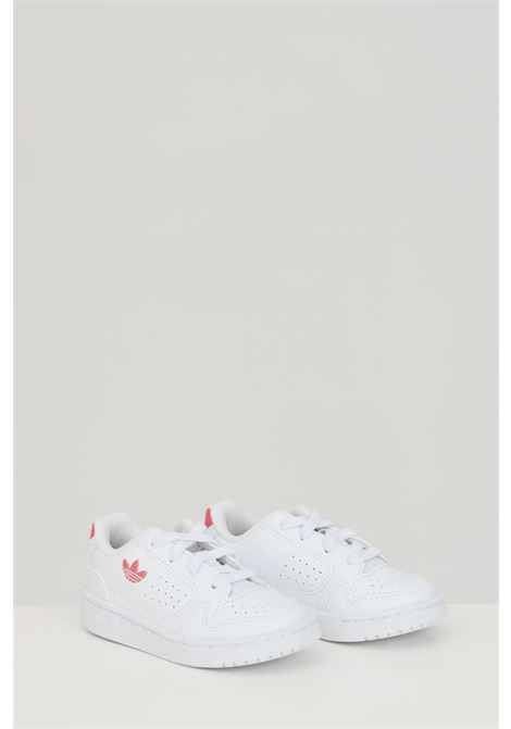 Sneakers baby white adidas NY 90 EL I ADIDAS | Sneakers | FX6481.