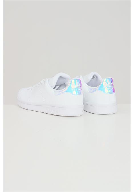 White women's originals stan smith sneakers adidas  ADIDAS | Sneakers | FX7521.