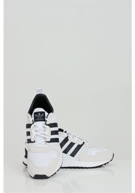Sneakers ZX 700 HD inserti in camoscio ADIDAS | Sneakers | FY1103.
