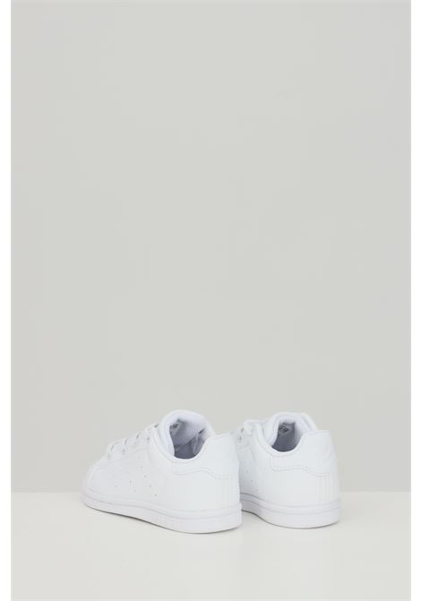 Sneakers baby white adidas STAN SMITH EL I ADIDAS | Sneakers | FY2676.
