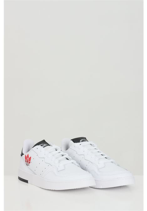 White men's supercourt sneakers adidas ADIDAS | Sneakers | FY5829.