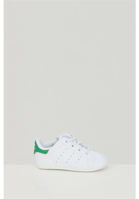 Sneakers baby white adidas STAN SMITH CRIB ADIDAS | Sneakers | FY7890.