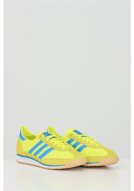 Yellow men's sneakers adidas SL 72 ADIDAS | Sneakers | G58116.