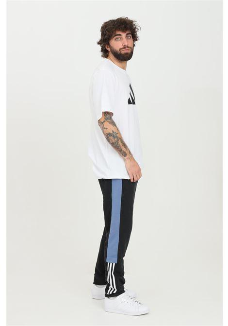 Pants essential colorblock linear ADIDAS | Pants | GK9020.