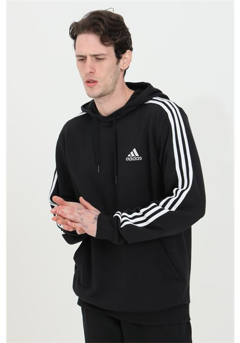 Essential 3-stripes hoodie ADIDAS | Sweatshirt | GK9062.