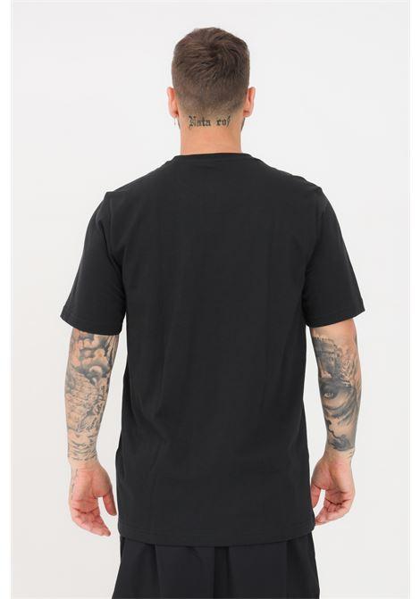 T-shirt uomo nero adidas a manica corta ADIDAS | T-shirt | GK9120.