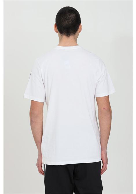 White men's performance sport t-shirt short sleeve adidas ADIDAS | T-shirt | GK9431.