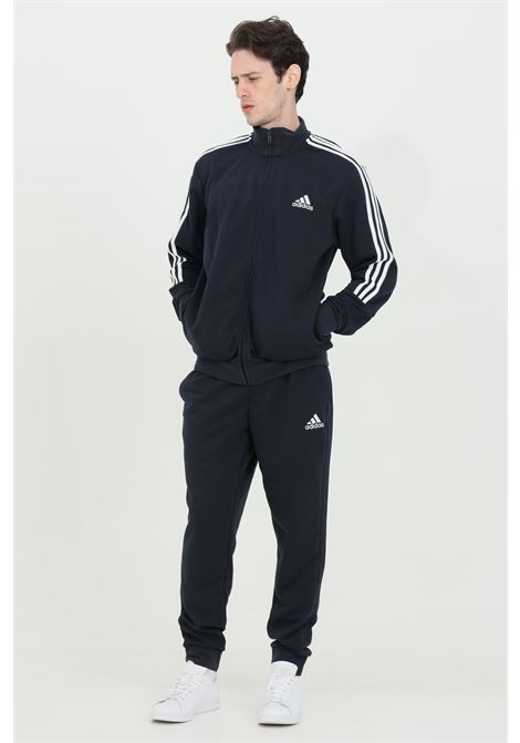 Essential 3 stripes jumpsuit with bands ADIDAS | Suit | GK9977.