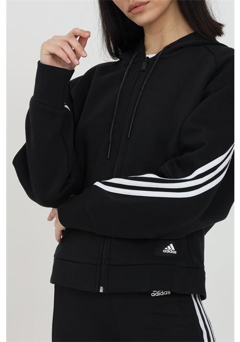Hoodie with full zip ADIDAS | Sweatshirt | GL0339.