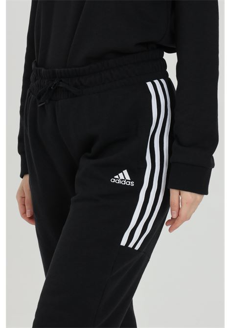 Pant suit with waist elastic band, solid color ADIDAS | Pants | GL1372.