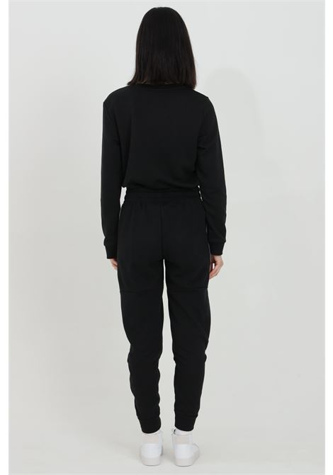 Pantalone tuta con molla in vita e tinta unita ADIDAS | Pantaloni | GL1372.