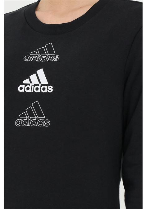 Sweatshirt essential stracked logo ADIDAS | Sweatshirt | GL1400.