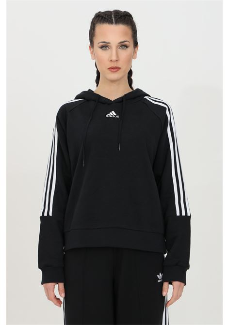 Sweatshirt essential loose-cut cropped ADIDAS | Sweatshirt | GL1460.