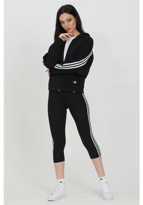 Leggings with waist elastic band and side bands ADIDAS | Leggings | GL3985.
