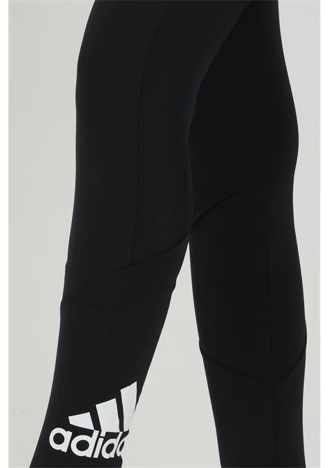 Leggings a vita alta con molla in vita ADIDAS | Leggings | GL4028.