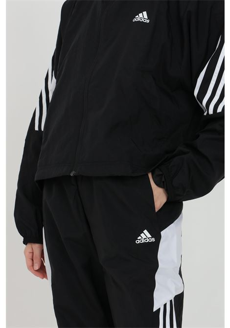 Full suit in solid color with side bands ADIDAS | Suit | GL9463.