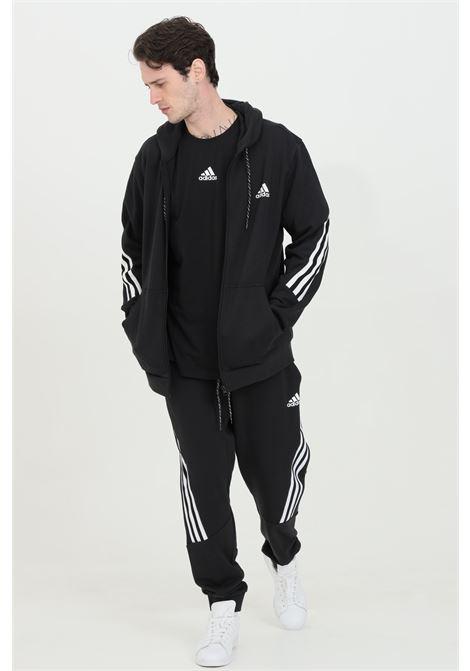 3-stripe sportswear pants with waist elastic band ADIDAS | Pants | GM3833.