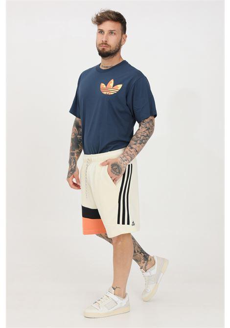 Shorts uomo panna adidas sport ADIDAS | Shorts | GM3839.