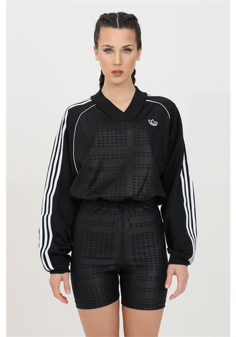 Classic short jumpsuit in solid color ADIDAS | Suit | GM5363.