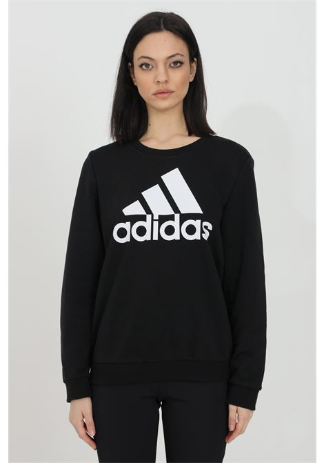 Crew neck sweatshirt with maxi logo on the front ADIDAS | Sweatshirt | GM5519.