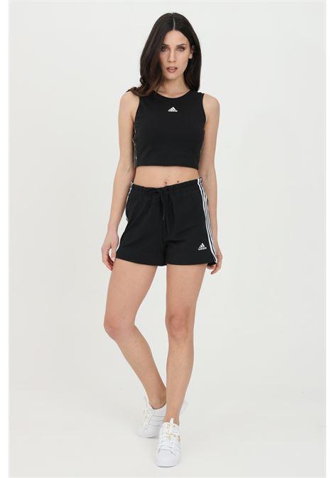 Pantaloncini sportivi Essentials Slim 3-Stripes ADIDAS | Shorts | GM5523.