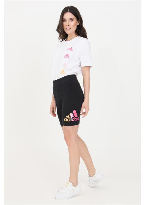 Shorts essentials gradient donna nero adidas sport ADIDAS | Shorts | GM5552.
