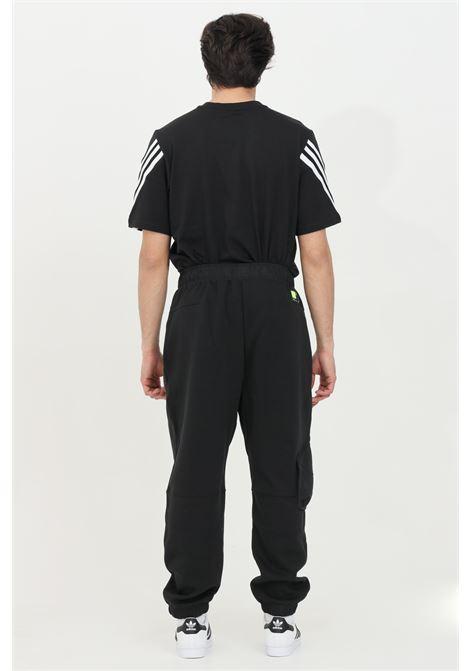 Pantaloni cargo felpa con vita elasticizzata  ADIDAS | Pantaloni | GM5786.