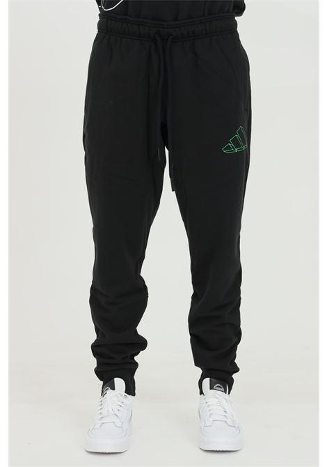 Pantaloni sportsweare graphic con logo 3d ADIDAS | Pantaloni | GM6354.