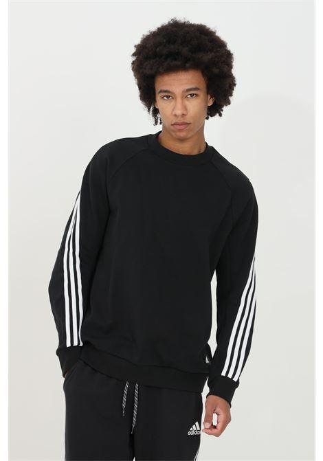 Felpa sportswear 3-stripes ADIDAS | Felpe | GM6463.