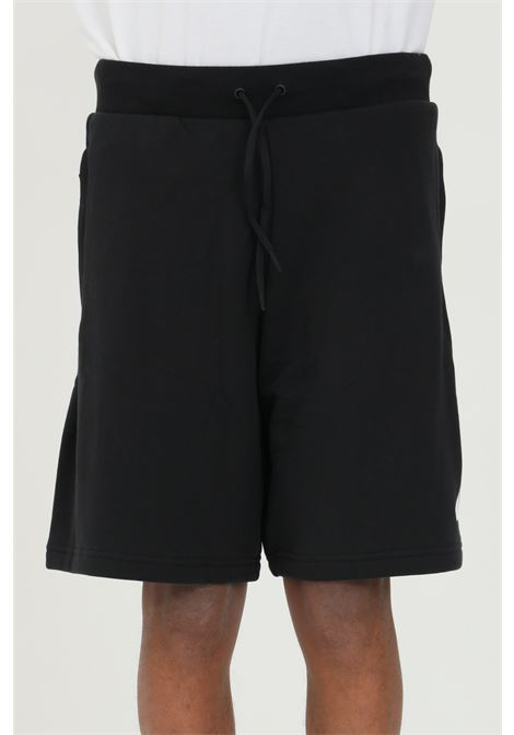Shorts badge of sport with soft terry frame  ADIDAS | Shorts | GM6468.