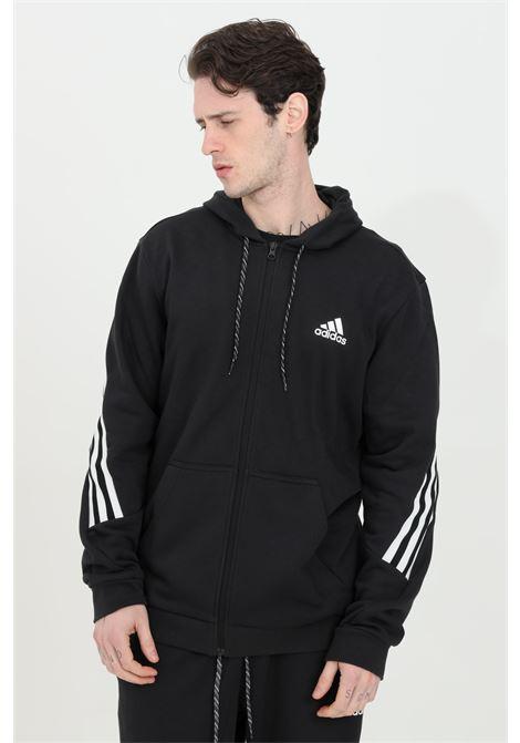 Hoodie with full-length zip  ADIDAS | Sweatshirt | GM6895.