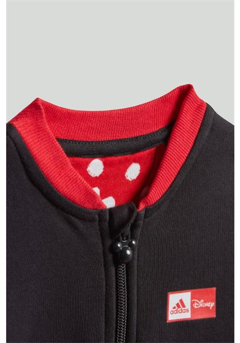 Black red newborn minnie mouse outfit adidas ADIDAS | Suit | GM6937.