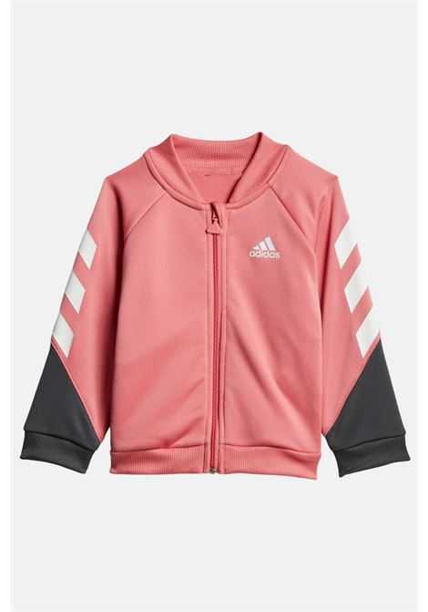 Adidas pink baby jumpsuit ADIDAS | Suit | GM8949.