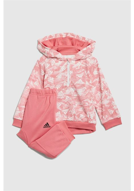 Tuta neonato rosa adidas ADIDAS | Tute | GM8963.