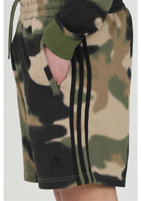 Shorts camo 3-stripes ADIDAS | Shorts | GN1887.