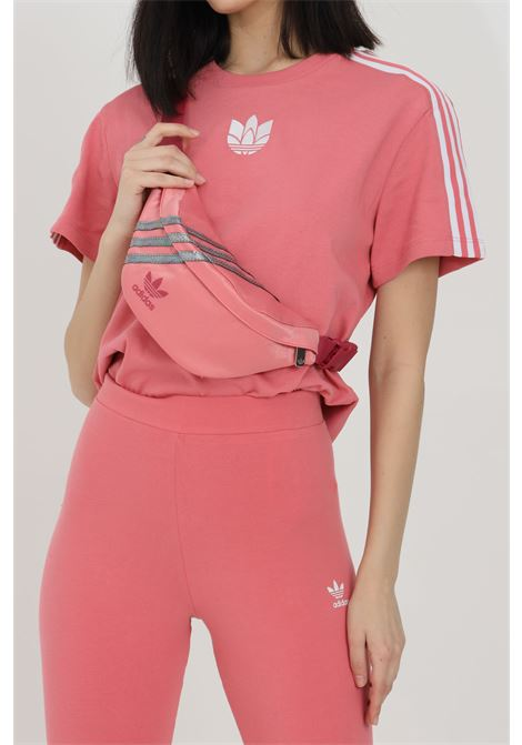 Pouch with glitter details, satin design ADIDAS | Pouch | GN2114.