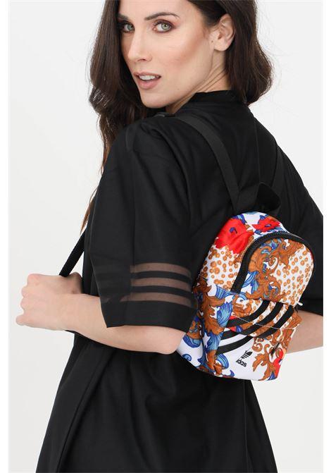 Zaino donna multicolor adidas con stampa allover ADIDAS | Zaini | GN2134.