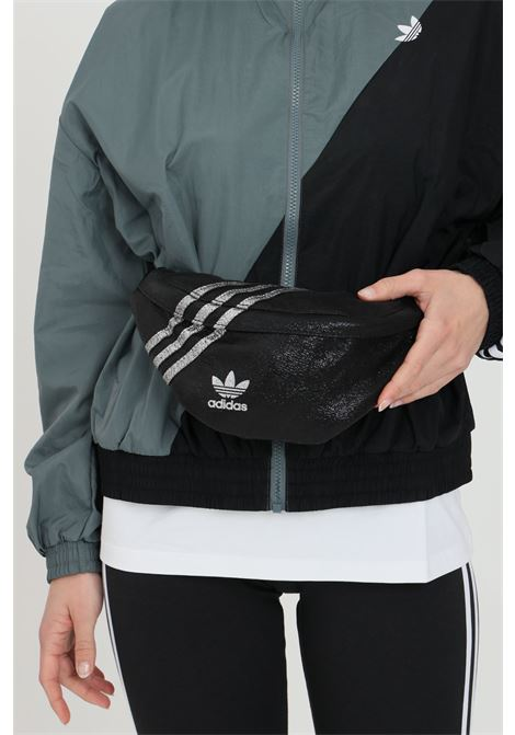 Pouch with glitter fabric ADIDAS | Pouch | GN2137.