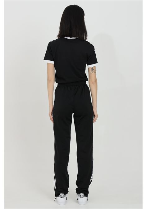 Pant suit with side bands and waist elastic band ADIDAS | Pants | GN2819.