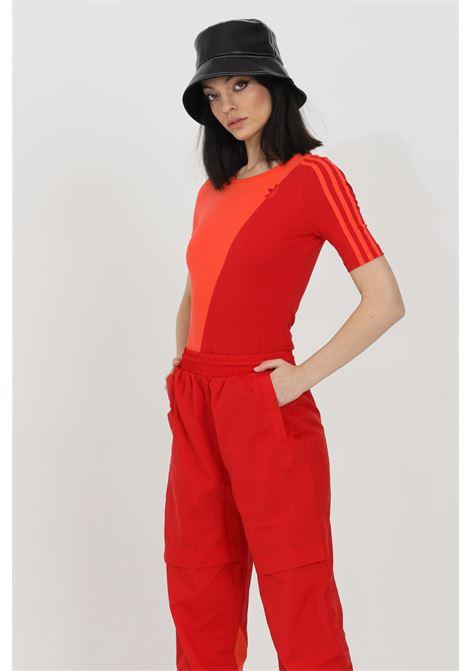 Body donna rosso adidas sport ADIDAS | Body | GN2821.
