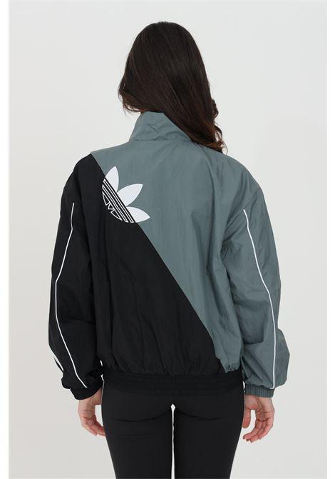 Track jacket adicolor sliced trefoil ADIDAS | Sweatshirt | GN2830.