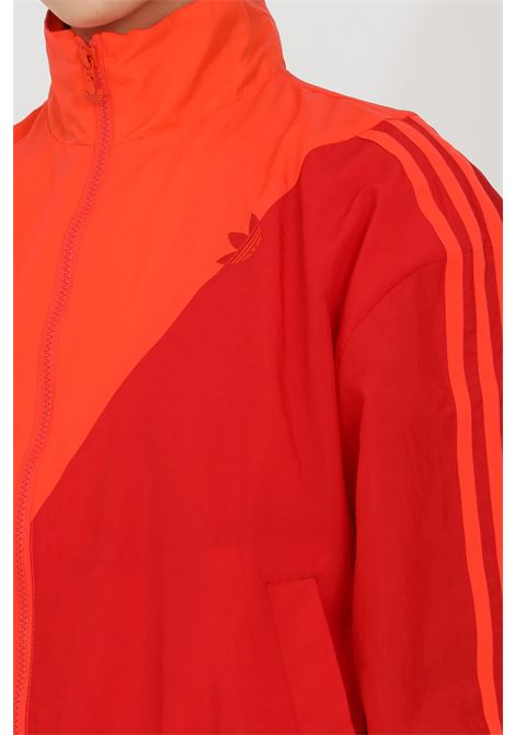 Track top adicolor sliced trefoil with zip ADIDAS | Jacket | GN2831.