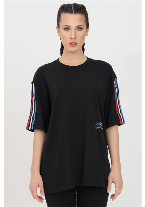 T-shirt adicolor tricolor over ADIDAS | T-shirt | GN2839.