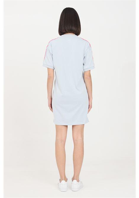 Light blue 3d trefoil tee dress adidas ADIDAS | Dress | GN2849.